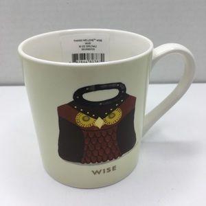 Kate Spade Things We Love Owl Mug